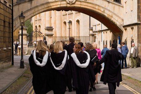 Oxford University scholarships