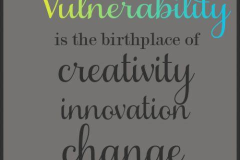 Vulnerability Renee Brown quote