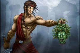 Greek God Perseus01