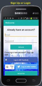 Website screenshots phone 2a