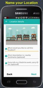 Website screenshots phone 4a